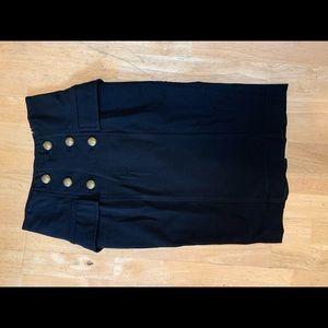 Diane von Furstenberg work skirt